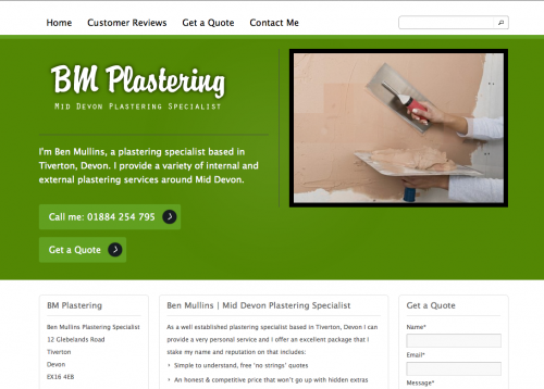 Demo Job Done Website