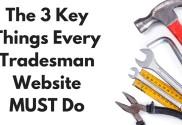 3 key things
